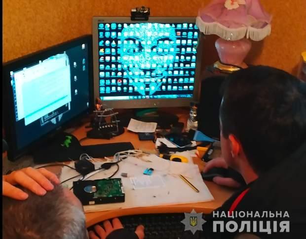 Кіберполіція хакери вірус