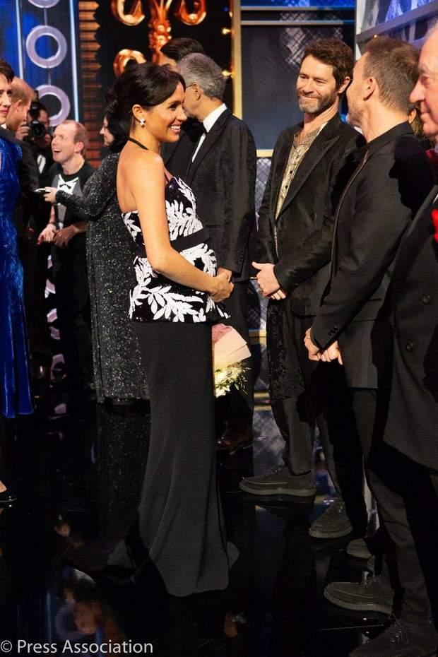 Принц Гаррі та вагітна Меган Маркл