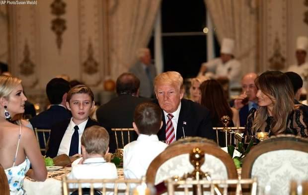 Сім'я Дональда Трампа
