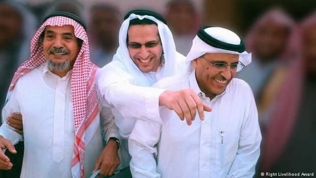 Абдалла аль-Хамід, Мухаммед Фахад аль-Кахтані і Валід Абу аль-Хаир