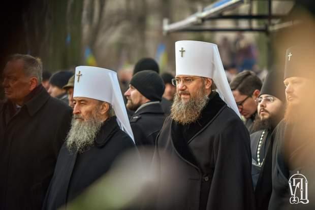 Онуфрій, церква, УПЦ МП, Голодомор