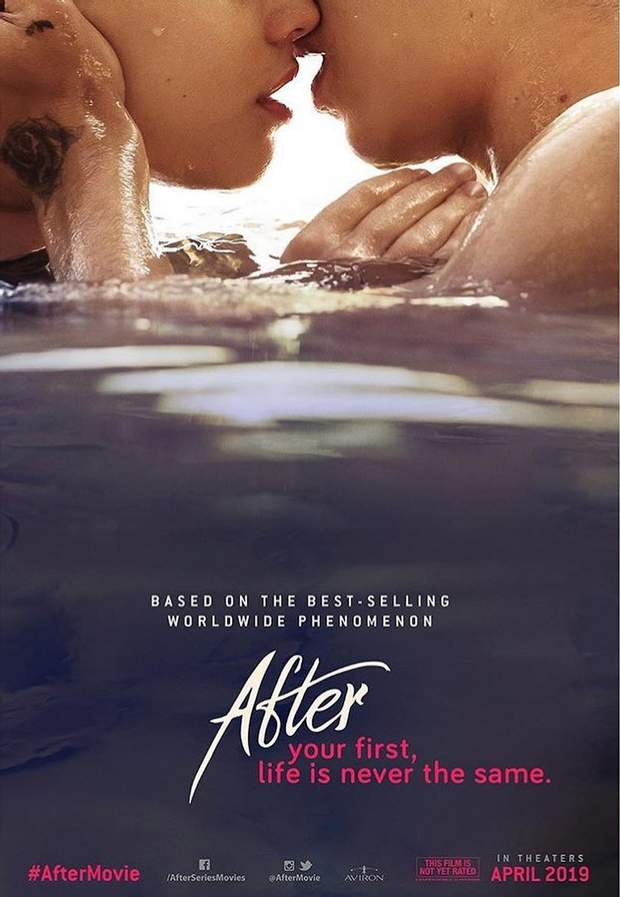 Постер фільму After