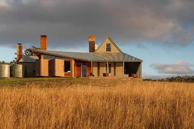 Будинок капітана Келлі історія Тасманія