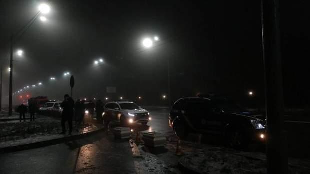 Посольство РФ у Києві протест