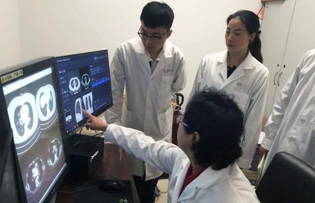 Штучний інтелект допоможе лікувати людей