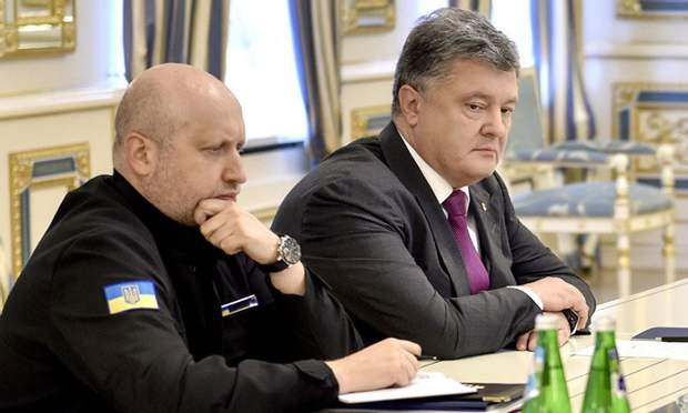 Криза в Азовському морі РНБО Порошенко