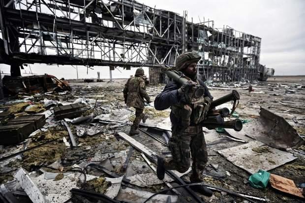 Криза в Азовському морі воєнний стан
