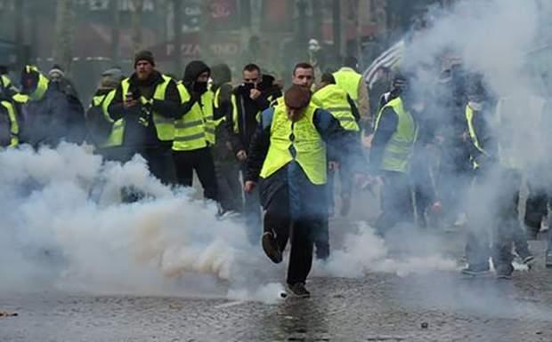 Протести во Франции