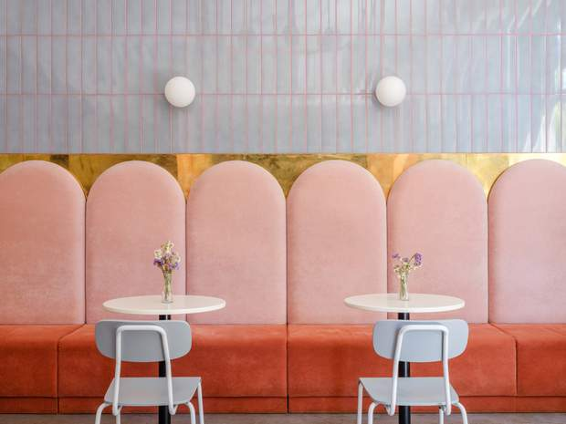 дизайн інтер'єр кафе Одеса
