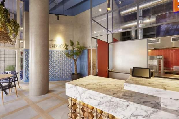 Лісабон дизайн інтер'єр ресторан