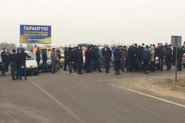 євробляхери протести кордон