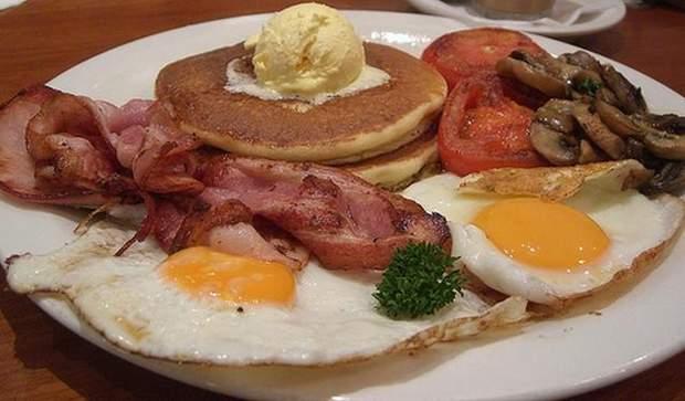 Коли найкраще снідати