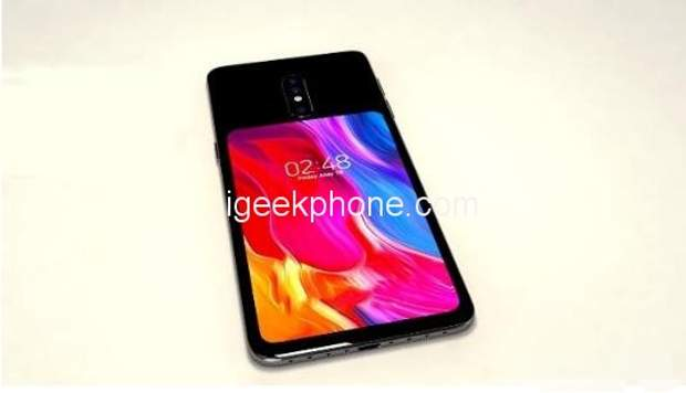 Так може виглядати смартфон від Xiaomi з двома екранами