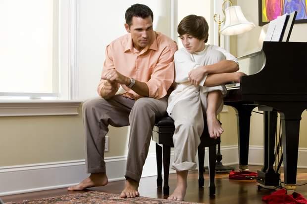 Як батькам допомогти дитині не панікувати