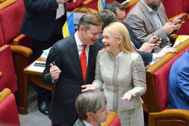 воєнний стан Ляшко Тимошенко вибори президента