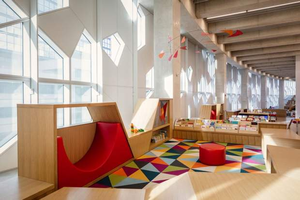 Калгарі бібліотека Канада