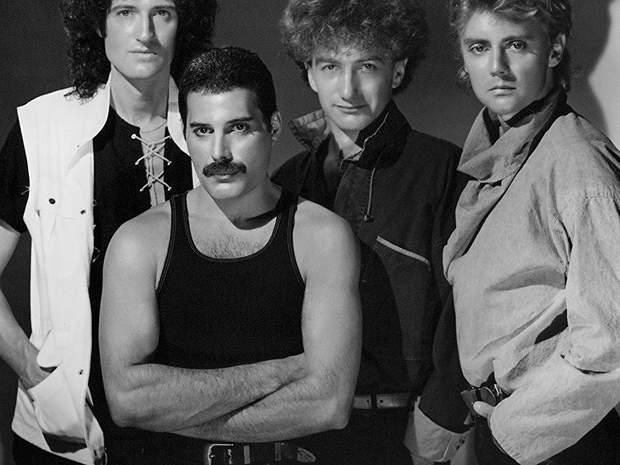 Склад рок-гурту Queen