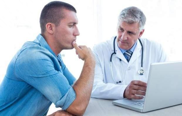 Остаточний діагноз лікар може поставити після проведення біопсії