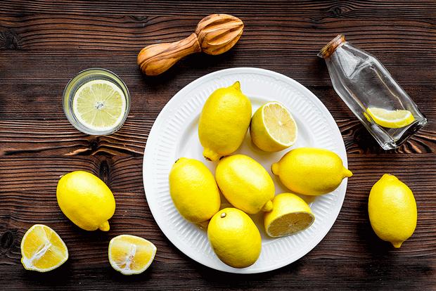 Лимон під час вагітності