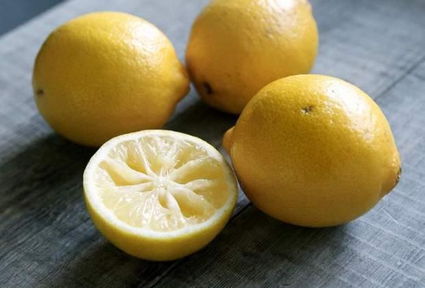Лимон для зменшення пігментації шкіри