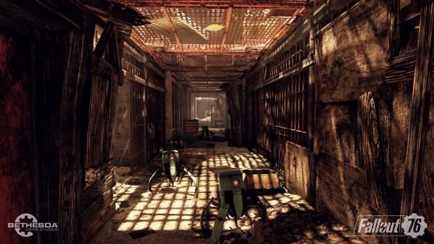 Скріншот з гри Fallout 76