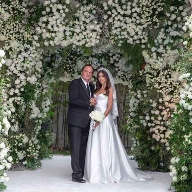 Квентін Тарантіно і Даніелла Пік одружились