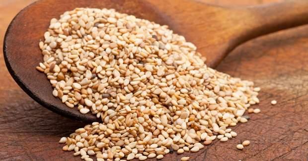 Під час посту варто включити в раціон насіння кунжуту