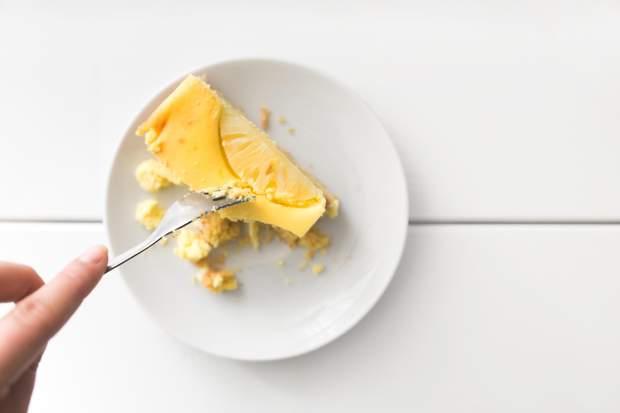 Рецепт лимонного крему