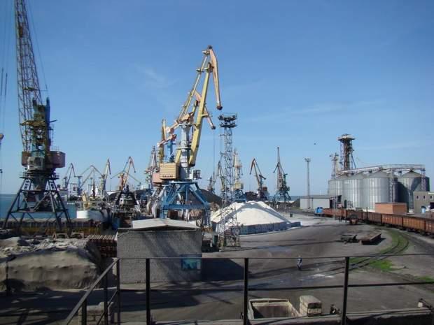 Порт Бердянськ