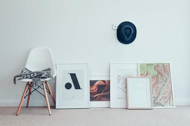 інтер'єр дизайн картини орендована квартира