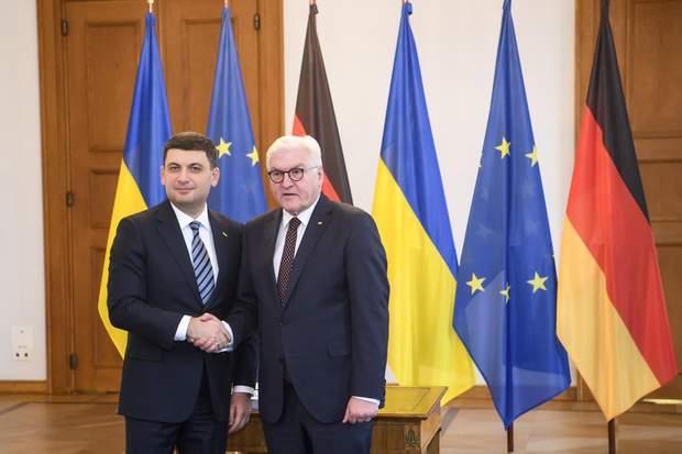 німеччина україна співпраця