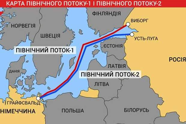 Карта будівництва