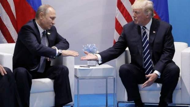 Зустріч Путіна і Трампа у Гельсінкі