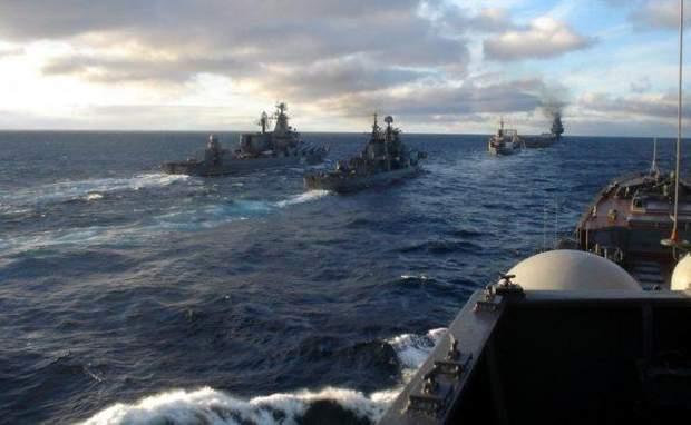Агресія Росії у Азовському морі