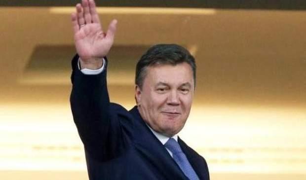 Екс-президент України Віктор Янукович