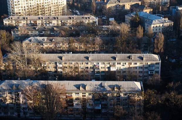 комерційна нерухомість хрущовки