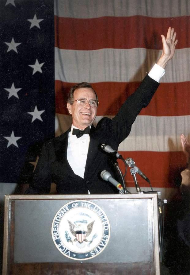 Джордж Буш - президент США