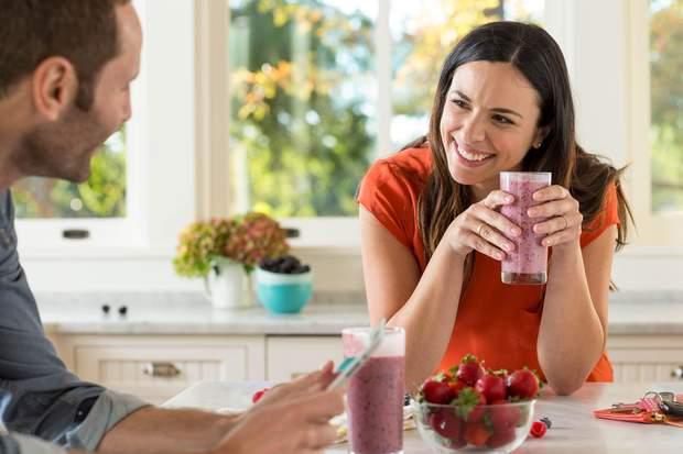 Для профілактики молочниці важливе збалансоване харчування