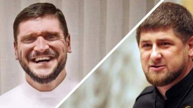 Олексій Савченко та Кадиров