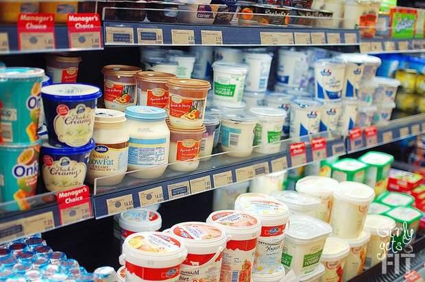 Як вибрати йогурт