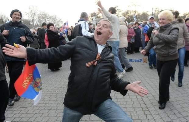 Азовське море Путін війна на Донбасі
