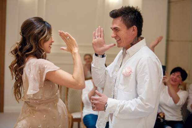 Регіна Тодоренко і Влад Топалов
