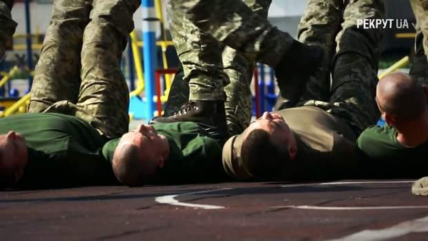 Жорсткі навчання десантників