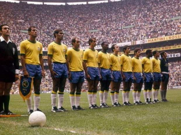 Збірна Бразилії зразка 1970 року