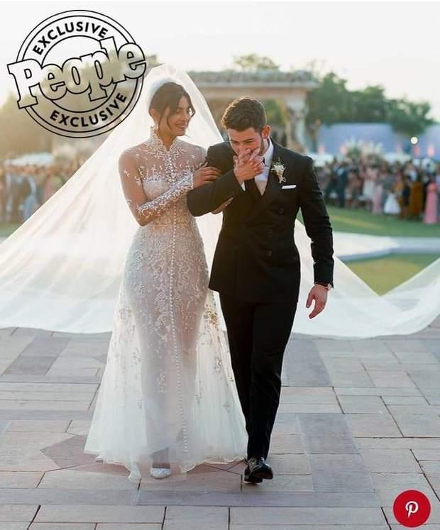 Весілля Пріянки Чопри