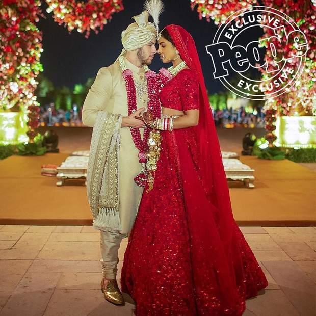 Індійська шлюбна церемонія Пріянки Чопри та Ніка Джонаса
