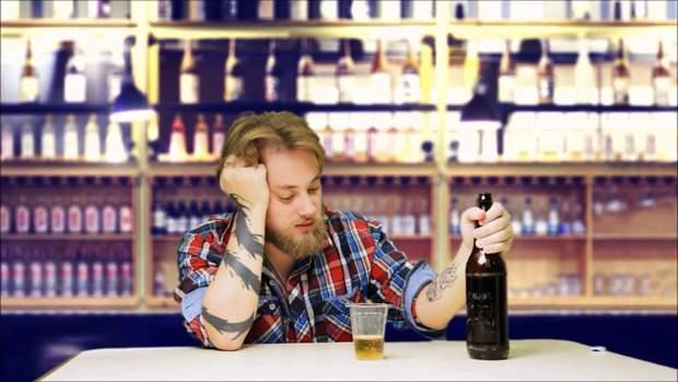 симптоми алкогоголізму