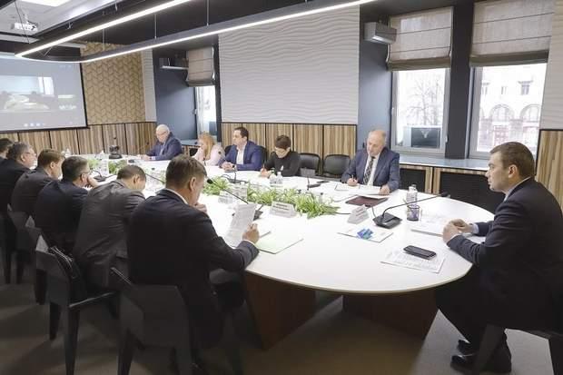 Засідання штабу з вирішення питань логістики у сільському господарстві