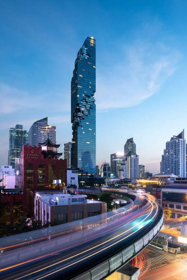 хмарочос Таїланд Бангкок