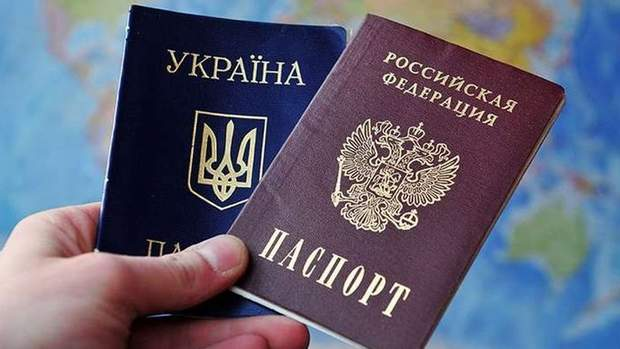 Росія Україні громадянство